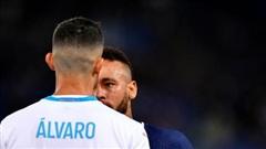 Cầu thủ gây hấn khiến Neymar nhận thẻ đỏ bị dọa giết