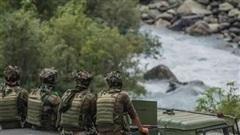 Lính Ấn Độ và Trung Quốc bắn hàng trăm phát súng cảnh cáo nhau