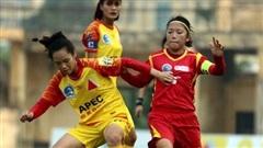 Giải Bóng đá nữ Vô địch Quốc gia 2020 'rục rịch' chuẩn bị cho ngày khởi tranh