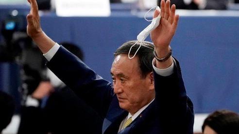 Chính thức trở thành Thủ tướng Nhật Bản, ông Yoshihide Suga đối mặt loạt thách thức