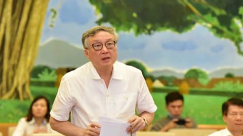Chánh án Nguyễn Hòa Bình: Có nơi còn biểu hiện sợ mất thành tích, mất cán bộ