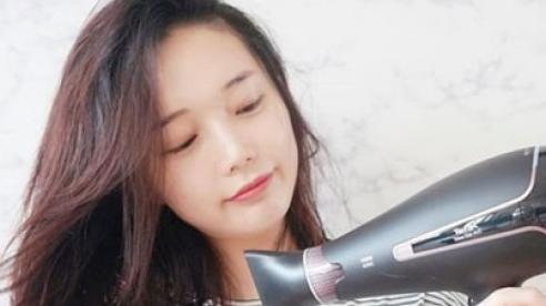 6 thói quen khiến mái tóc bị bị hư tổn