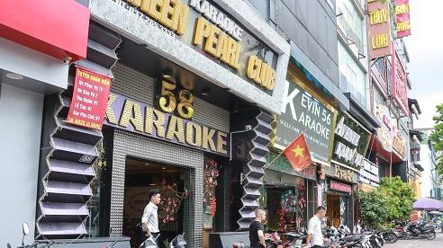 Hà Nội: Quán Karaoke, vũ trường tất bật mở cửa đón khách sau gần 2 tháng 'phủ bụi'