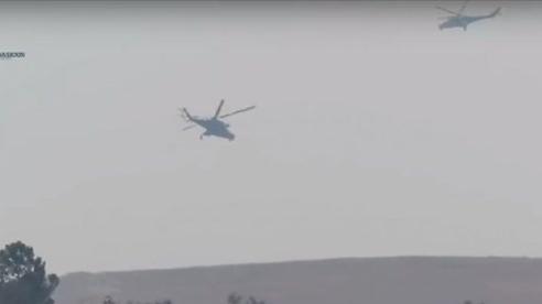 Tình hình Syria: Quân đội Nga 'bao vây' lực lượng Mỹ ở mỏ dầu Syria
