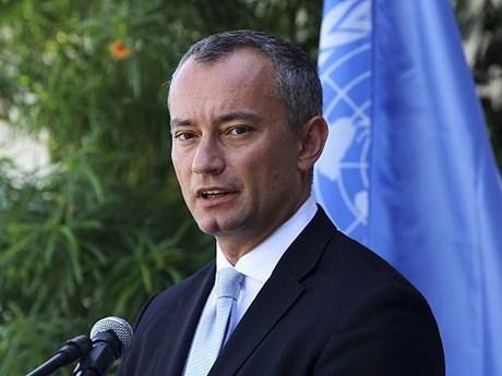 Đặc phái viên LHQ tới Gaza chuẩn bị cho các cuộc đàm phán với Hamas