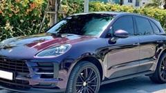Bán Porsche Macan sau 14.000km, chủ xe tiết lộ khoản lỗ ngang tiền mua mới Toyota Vios