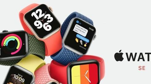 Apple Watch SE, đồng hồ thông minh giá rẻ đầu tiên của Apple