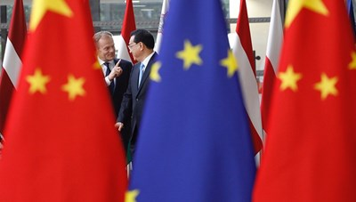 Thượng đỉnh EU - Trung Quốc: Không đạt được tuyên bố chung