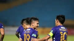 Video bàn thắng Hà Nội 5-1 TP.HCM