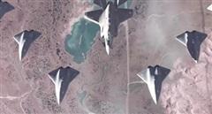 Mỹ tiết lộ đã bí mật bay thử chiến đấu cơ thế hệ 6 hiện đại nhất thế giới