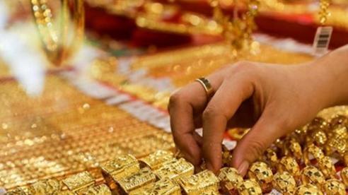 Giá vàng trong nước và thế giới đều tăng