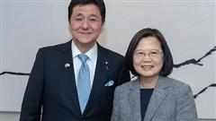Trung Quốc phản ứng trước quan hệ 'gần gũi' của tân Bộ trưởng Quốc phòng Nhật Bản với Đài Bắc
