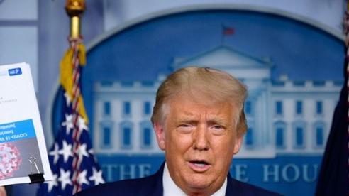 Tổng thống Trump: Mỹ sẽ phân phối khoảng 100 triệu liều vaccine Covid-19 trong tháng 10
