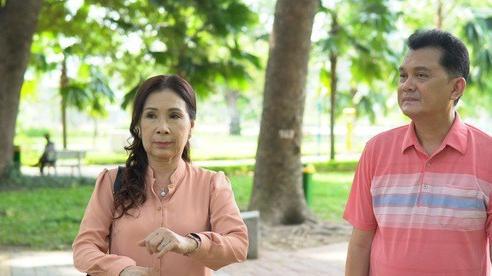 NSND Kim Xuân và NSƯT Hữu Châu 'Trói buộc yêu thương'