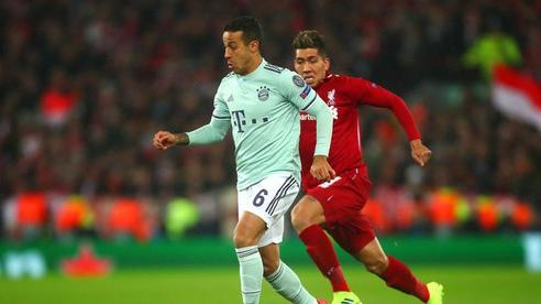 Thiago Alcantara sắp gia nhập Liverpool