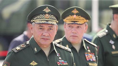 Ông Shoigu đến Minsk: Hợp tác quân sự song phương...