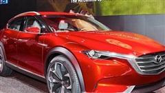 Mazda CX-5 thế hệ mới đòi đấu BMW X3 bằng động cơ 6 xy-lanh, dẫn động cầu sau