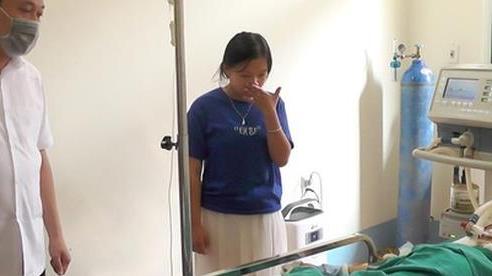 Diễn biến sức khoẻ cháu bé 5 tuổi bị ông nội cầm dao chém vào đầu ở Hà Giang