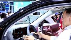 Thị trường ô tô vẫn trầm lắng