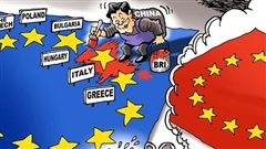 Thử giải phẫu quan hệ EU-Trung Quốc
