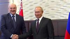 Belarus đề nghị Nga cung cấp một số loại vũ khí để kiểm soát tình hình