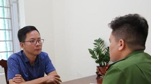 Viết đơn nặc danh vu khống, Phó ban Tuyên giáo Huyện ủy Tam Đảo bị khởi tố