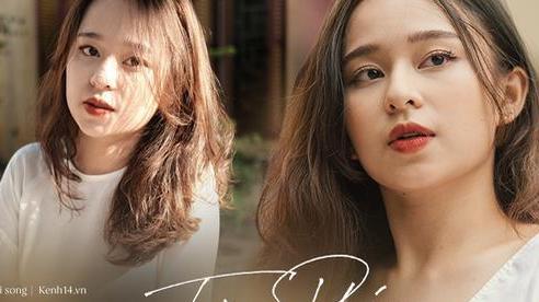 Gặp nữ sinh chiếm trọn spotlight mùa #Back2school của THPT Trần Phú nhờ giảm 10kg, diện áo dài cực đẹp