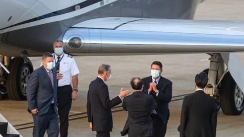 Thứ trưởng Mỹ thăm Đài Loan, phớt lờ cảnh cáo của TQ: Bắc Kinh 'dằn mặt', tập trận thị uy ngay sát sườn