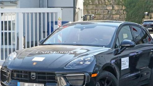 Porsche Macan 2021 lần đầu lộ nội thất: Nhiều chi tiết giống Cayenne và Panamera