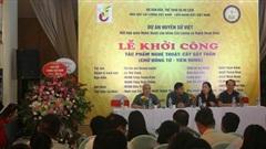 Huyền sử Việt- dự án nghệ thuật lần đầu tiên kết hợp Cải lương với Xiếc