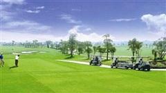 Hưng Yên điều chỉnh quy mô sân golf Sông Hồng