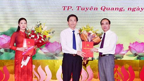 Tuyên Quang, Yên Bái điều động cán bộ lãnh đạo mới