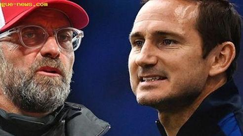 Lampard háo hức chờ cùng Chelsea đánh bại Liverpool