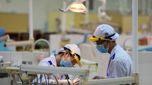 Trường ĐH Y Dược đầu tiên ở phía Nam công bố điểm sàn