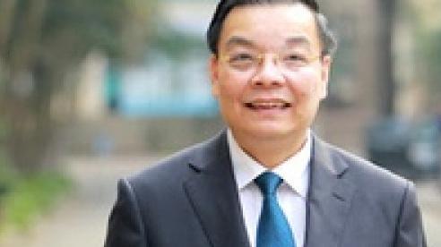 Đồng chí Chu Ngọc Anh được phân công làm Phó Bí thư Thành ủy Hà Nội