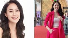 MC 'Bữa trưa vui vẻ' gây chú ý khi thi Hoa hậu Việt Nam 2020