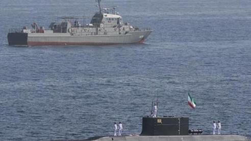 'Tàu ngầm Iran khiến đối thủ kinh ngạc'