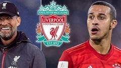 Bayern Munich xác nhận Thiago ký 4 năm với Liverpool
