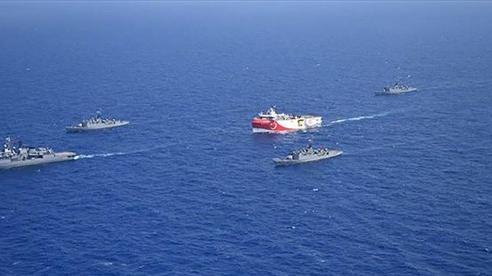Địa Trung Hải 'ngừng dậy sóng'?