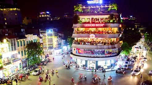 Nghiên cứu phản ánh ''Kinh tế đêm Hà Nội: Cần đặc sản hút khách''