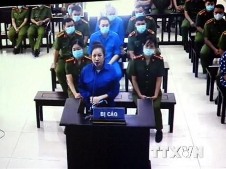 Vợ Đường Nhuệ lĩnh án trong vụ thao túng đấu giá đất tại Thái Bình