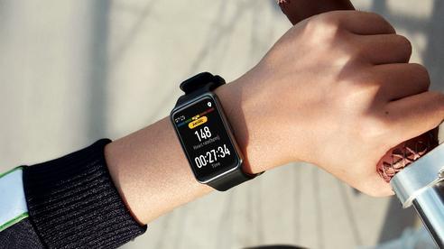 Huawei Watch Fit ra mắt tại việt Nam với giá 3,29 triệu đồng