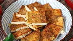 Cách cực mới để chế biến đậu phụ thành món đặc biệt ngon, vàng ươm, hấp dẫn lại rẻ tiền