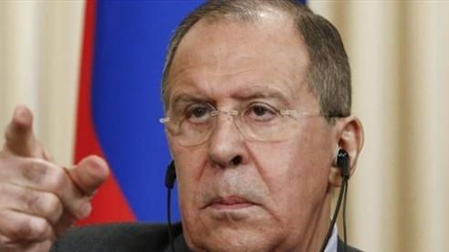 Ngoại trưởng Lavrov chỉ ra một 'sai lầm lớn' của phương Tây trong quan hệ với Nga