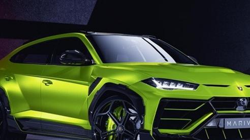 Marius Designhaus ra mắt bản độ Lamborghini Urus mới