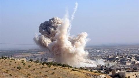 Nga ném bom phiến quân Syria...theo chỉ dẫn trên Internet