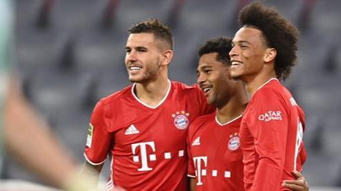 Bayern 8-0 Schalke: Sức mạnh hủy diệt của nhà vô địch châu Âu