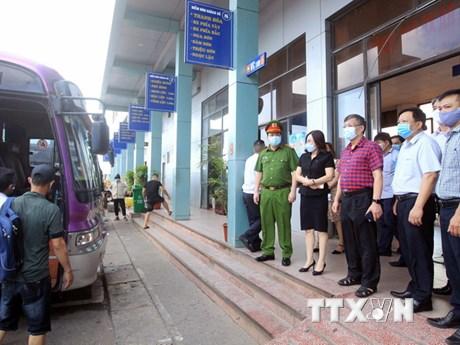 Hải Phòng: Bến xe Cầu Rào sẽ ngừng hoạt động để xây Cầu Rào 1