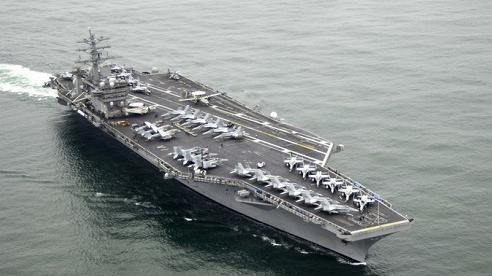 Tình hình chiến sự Syria mới nhất ngày 19/9: Mỹ tăng cường sức mạnh, điều tàu sân bay tới vùng vịnh