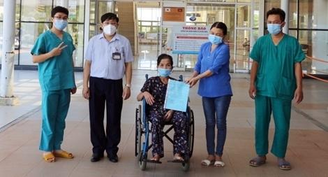3 bệnh nhân COVID-19 tại Quảng Nam xuất viện